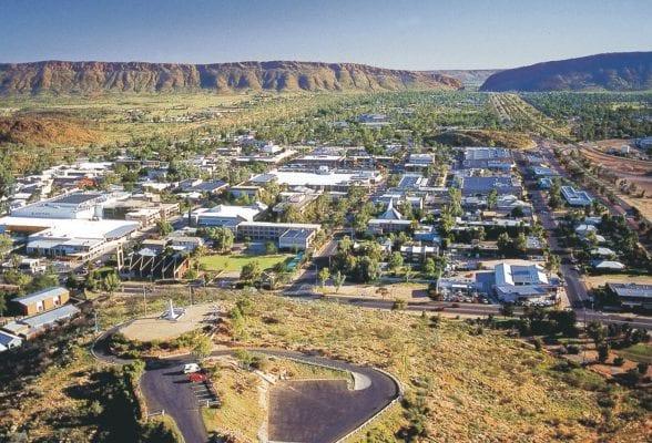 Thị trấn Alice Springs