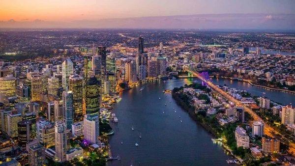 Brisbane - Thành phố được mệnh danh là New York của Úc