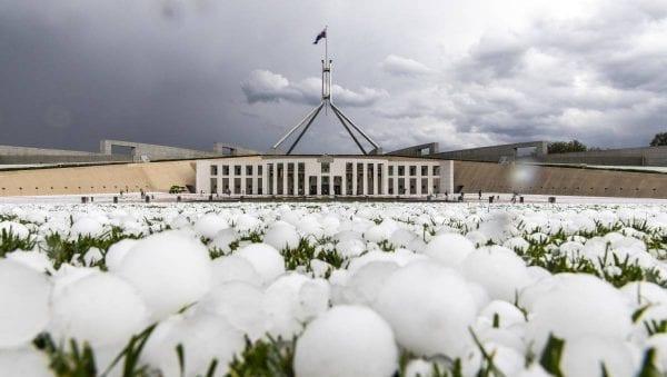 Canberra là thủ đô duy nhất của Australia