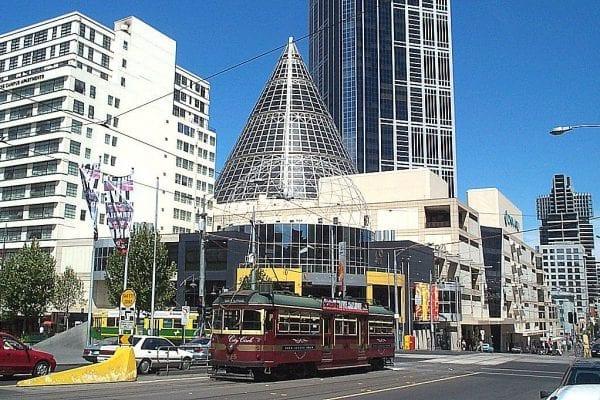 Trung tâm thương mại Melbourne Central