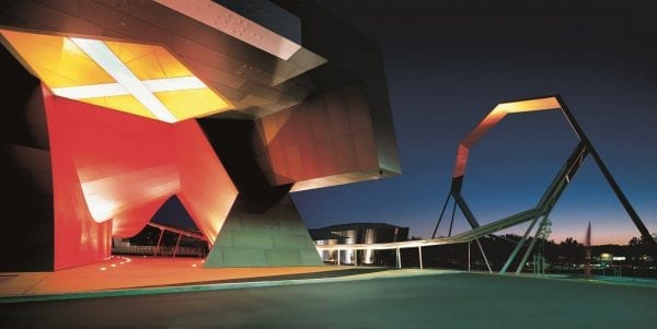 National Museum of Australia - Bảo tàng Quốc gia Úc