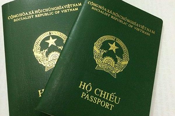Passport trắng chính là nguyên nhân dẫn đến rớt visa Canada 10 năm