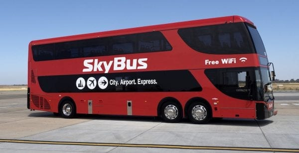 Skybus tại Melbourne