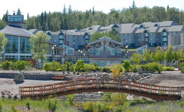 Trường University of Northern British Columbia