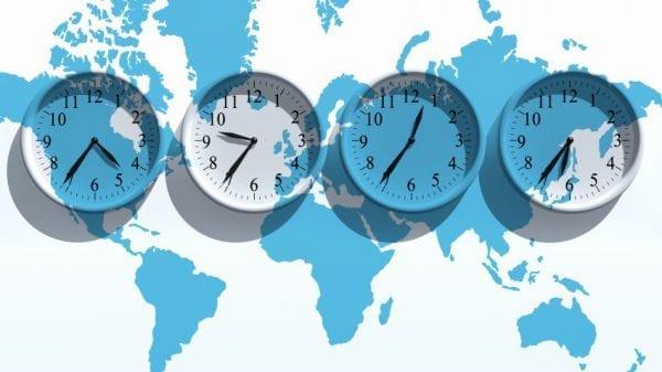 Bên Úc bây giờ là mấy giờ cần xác định được múi giờ