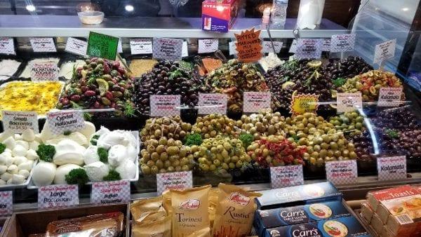 Chợ Prahran là chợ thực phẩm lớn