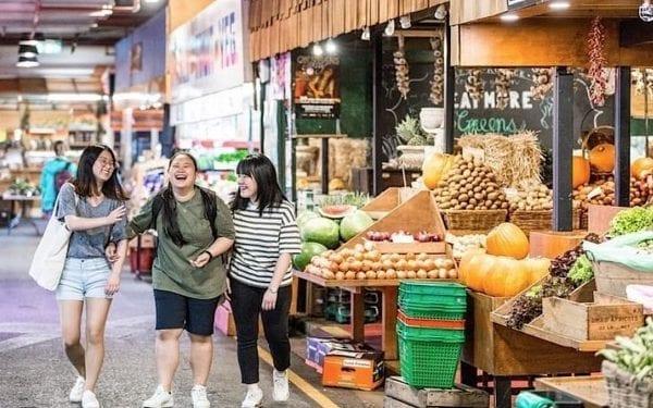 Đừng bỏ lỡ sự nhộn nhịp tại chợ trung tâm Adelaide
