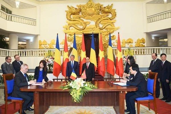 đại sứ quán Romania tại Việt Nam