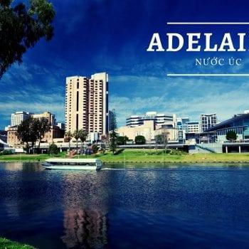 Du lịch Adelaide Úc