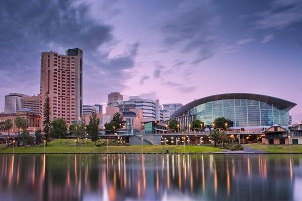 Mỗi mùa ở Adelaide Úc là một bức tranh xinh đẹp riêng