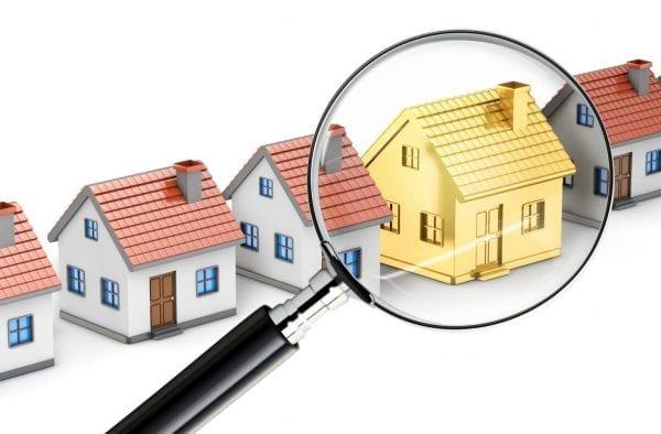 Giá nhà phụ thuộc vào vị trí của ngôi nhà