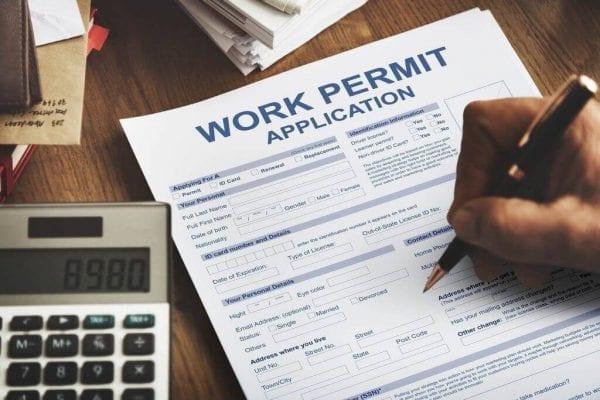 Để xin visa cần giấy tờ chứng minh công việc