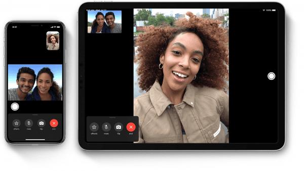 Các cuộc gọi Video Call qua các ứng dụng di động ngày càng được sử dụng phổ biến hơn