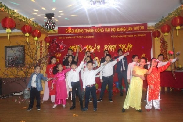 người Việt ở Rumani