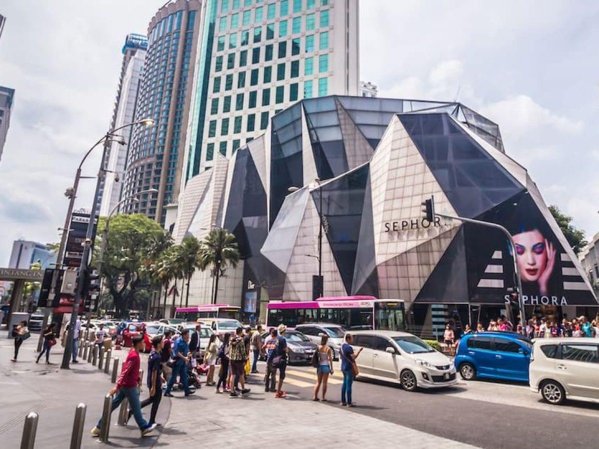 kinh nghiệm mua sắm ở malaysia