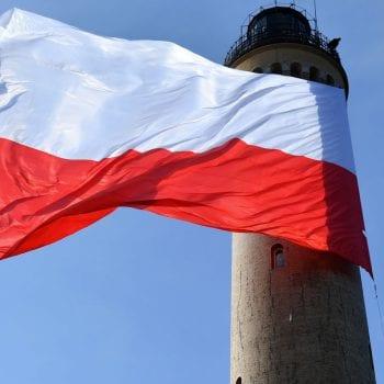 lá cờ ba lan
