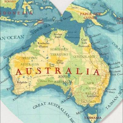 Vùng lãnh thổ hải quan Úc áp dụng múi giờ khác với đất liền