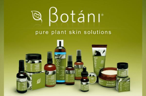 Mỹ phẩm thiên nhiên Botáni