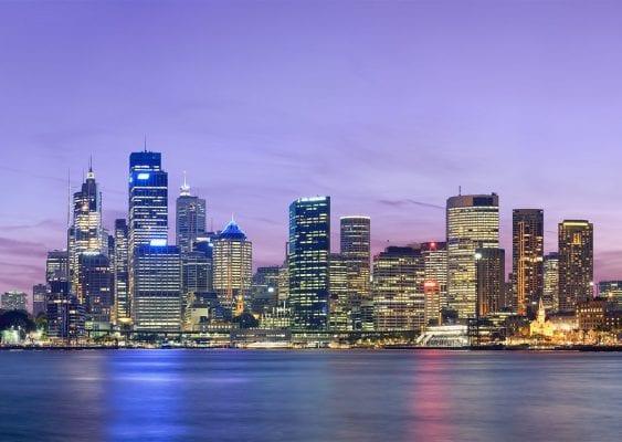 Úc có một nền kinh tế thịnh vượng