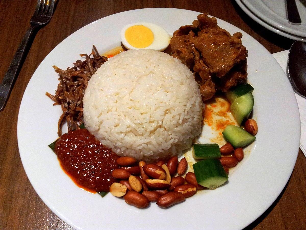 văn hóa ẩm thực malaysia