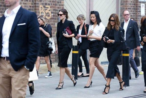 Người Úc được tự do lựa chọn phong cách ăn mặc của mình mà không bị ai phán xét