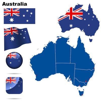 Quốc kỳ của nước Úc mang một ý nghĩa rất đặc biệt
