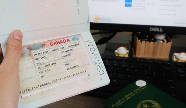 Quy trình xin visa công tác Canada gồm 3 bước