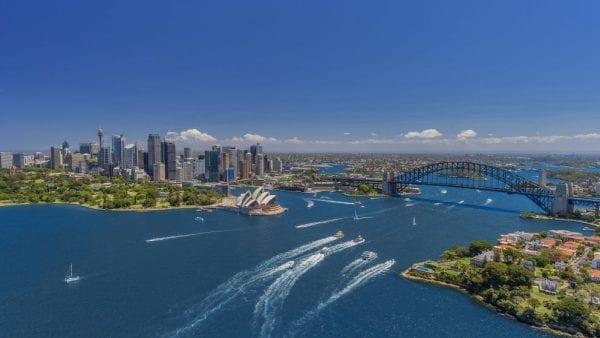 Sydney không phải thủ đô của Úc