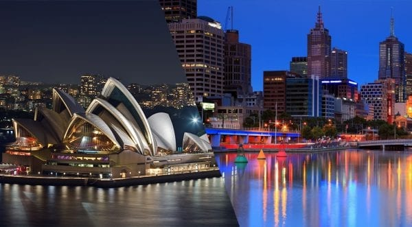 Rất nhiều người lầm tưởng Sydney và Melbourne là thủ đô của Úc