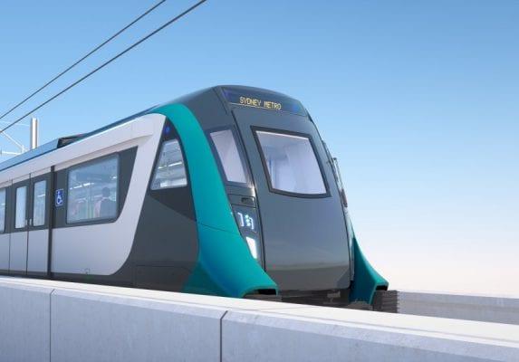 Tàu điện ngầm là phương tiện giao thông phổ biến ở Úc