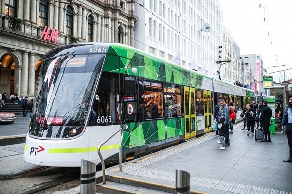 Tàu điện ngầm tại Úc là phương tiện di chuyển dễ dàng