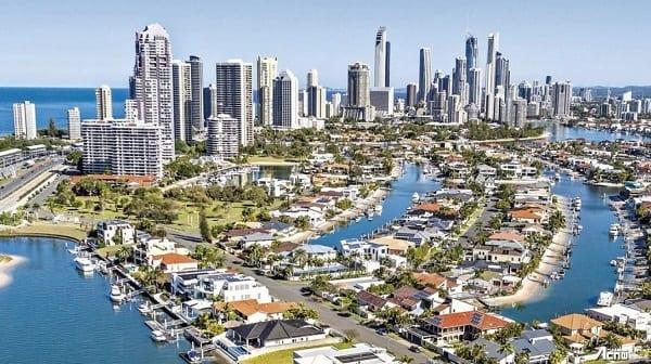 Brisbane - Thị trường bđs đắt giá tại Úc