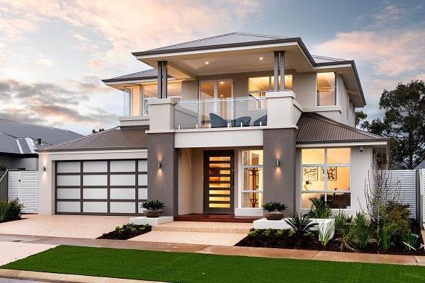 Thị trường nhà đất Úc sôi nổi về loại hình nhà ở dạng biệt thự, nhà liền kề