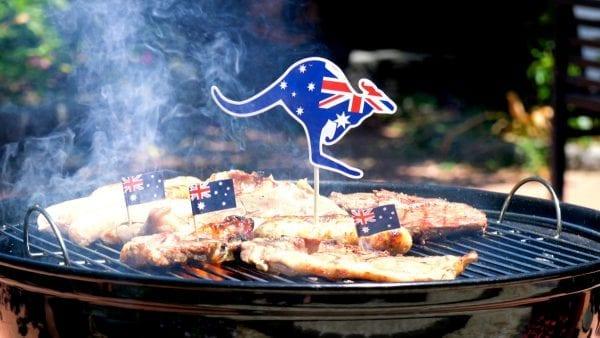 Thịt Kangaroo nướng là món ăn được nhiều du học sinh thích đi đến Úc