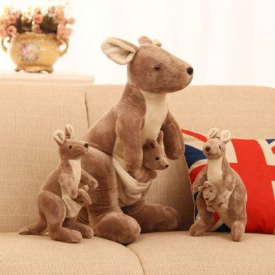 Chuột túi Kangaroo nhồi bông là món quà đậm chất đặc trưng nước Úc