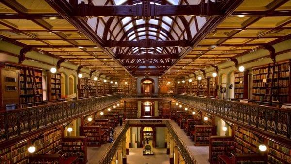Thư viện tiểu bang Nam Úc địa điểm du lịch nổi tiếng ở Adelaide