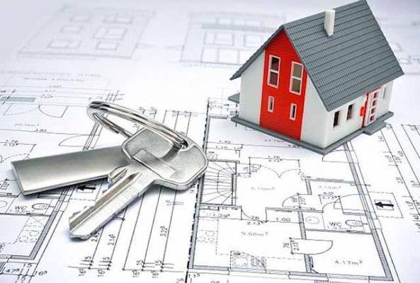 Thuế trước bạ khi mua 1 bất động sản phải trả là 7%