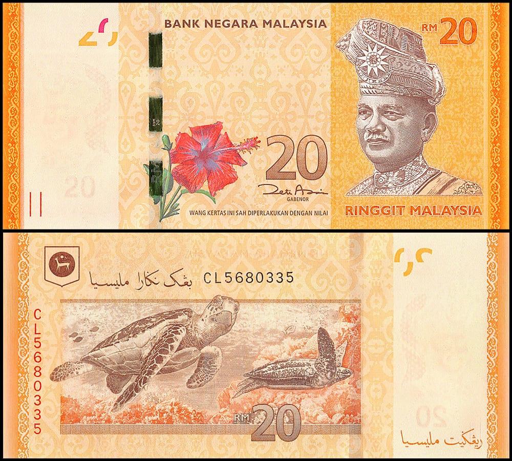 malaysia dùng tiền gì