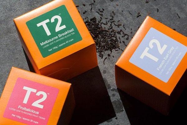 Trà của T2 là loại trà mang hương vị đặc trưng của xứ sở chuột túi Kangaroo