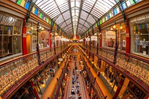 Trung tâm thương mại ở Sydney