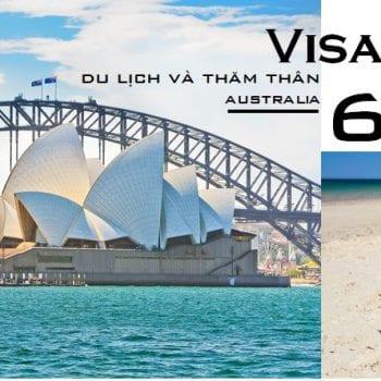 Visa 600 của úc
