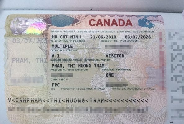 Visa thăm thân Canada đưa ra nhiều điều kiện nghiêm ngặt