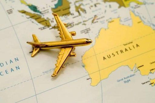 Sở hữu visa Úc 600 công dân được phép sang Úc theo thời hạn cho phép