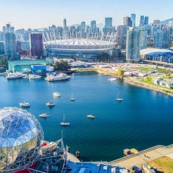 du học Vancouver Canada