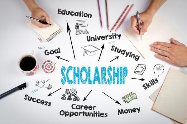 Mỗi năm trường dành nhiều suất học bổng cho sinh viên quốc tế