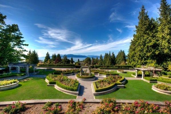 Khuôn viên trường British Columbia