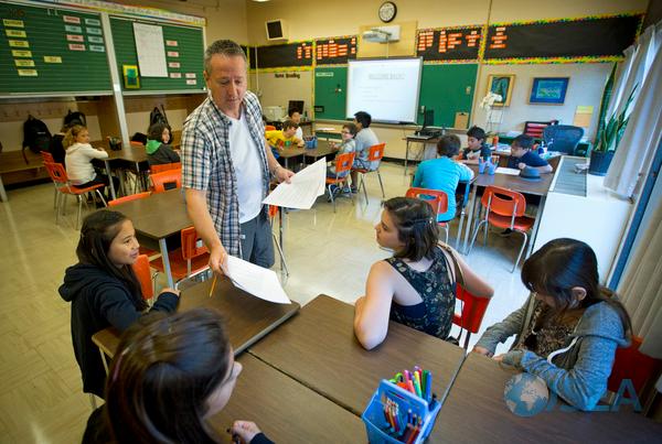 Phương pháp dạy học tại Vancouver gúp học sinh, sinh viên trở nên tự tin, năng động hơn