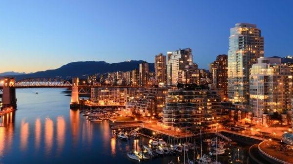 Vancouver là thành phố có tỷ lệ phạm tội và bạo lực thấp nhất hiện nay