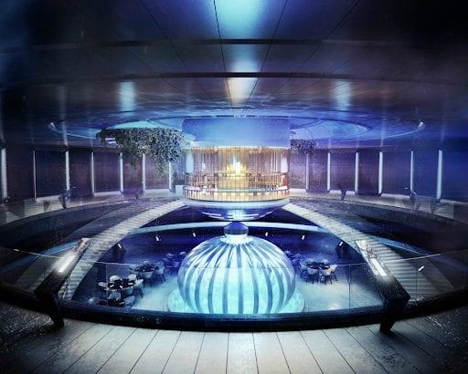 khách sạn dưới biển ở dubai, khách sạn dưới nước ở dubai, nhà dưới biển ở dubai, khách sạn dưới biển dubai