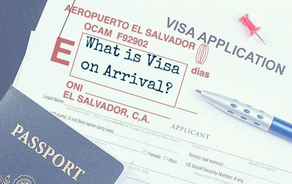 visa on arrival, visa on arrival vietnam, visa on arrival là gì, thủ tục xin visa on arrival, on arrival là gì